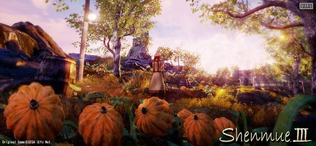 Look at These New Shenmue 3 Work-in-Progress Images