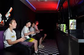 Having Fun Gaming