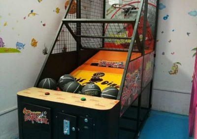 Basket Ball Arcade Machine